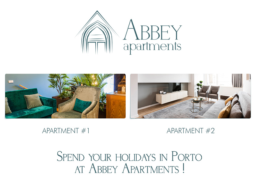 Abbey Apartments, Porto, Portugal, City Center, Downtown, Luxury Apartments, AirBnB, Holidays, Family Friendly